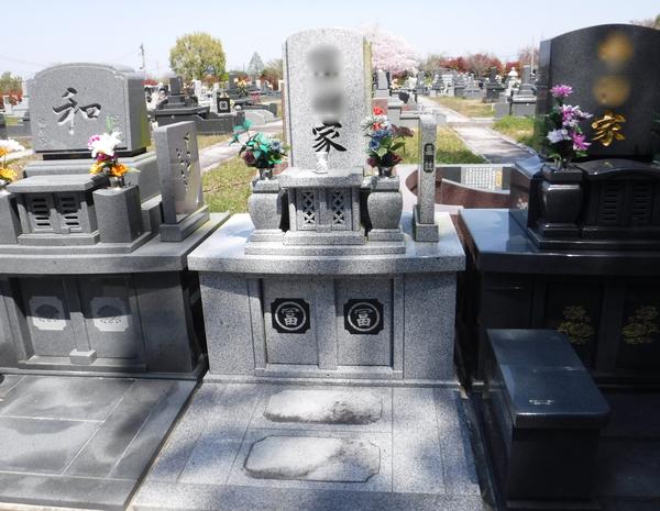 新規墓地工事 T様サムネイル