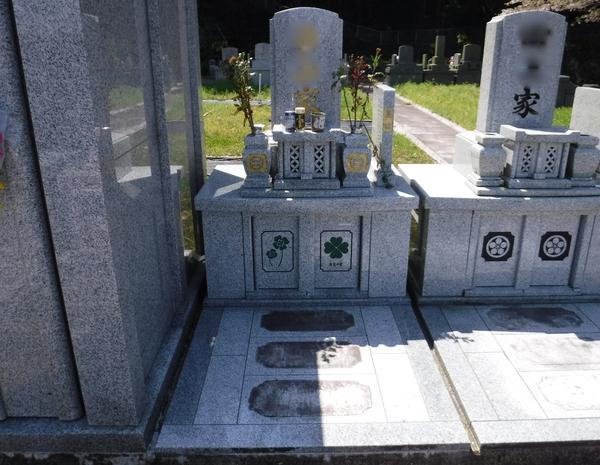 新規墓地工事 N様サムネイル