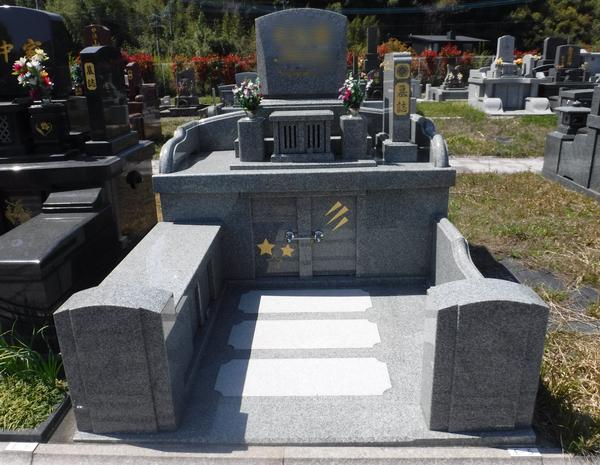 新規墓地工事 I様サムネイル