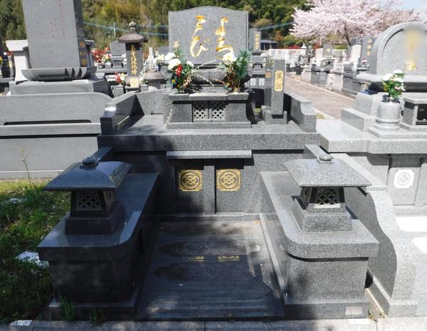 新規墓地工事サムネイル