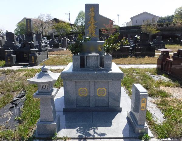 新規墓地工事 M様サムネイル
