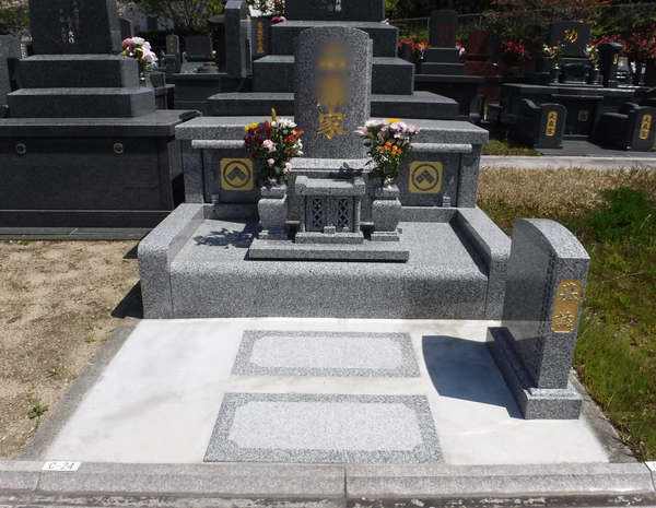新規墓地工事 K様サムネイル